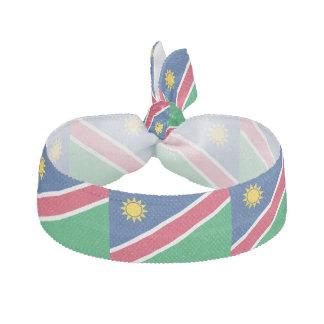Élastique Pour Cheveux Drapeau de la Namibie
