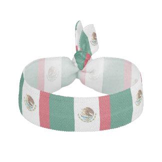Élastique Pour Cheveux Drapeau du Mexique
