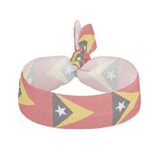 Élastique Pour Cheveux Drapeau du Timor oriental