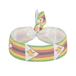 Élastique Pour Cheveux Drapeau du Zimbabwe