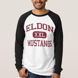 Eldon - mustangs - lycée - Eldon Missouri T-shirt
