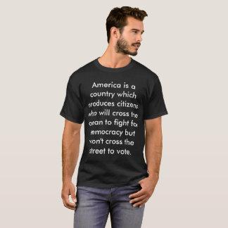 Électeur T T-shirt