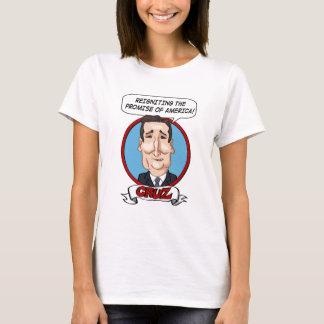 Élection 2016 présidentielle t-shirt