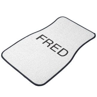 electronice ridicule device ai de f tapis de voiture