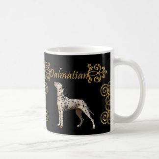 Élégance dalmatienne mug