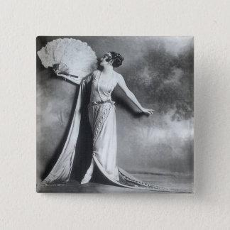 Élégance vintage 2 pin's