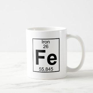 Élément 026 - Fe - Fer (plein) Mug