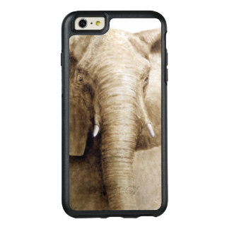 Éléphant 2004 coque OtterBox iPhone 6 et 6s plus