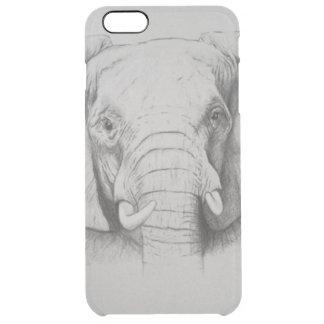 Éléphant 2011 coque iPhone 6 plus