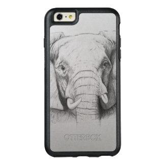 Éléphant 2011 coque OtterBox iPhone 6 et 6s plus