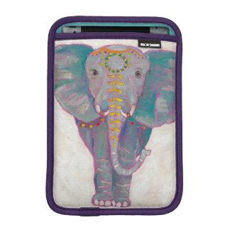 Éléphant asiatique de zen housse pour iPad mini