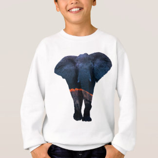 Elephant - Behind the Stars Sweatshirt