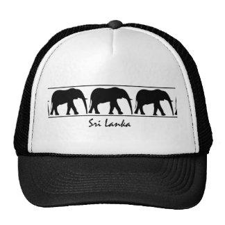Éléphant - chapeaux casquette