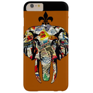 éléphant coque barely there iPhone 6 plus