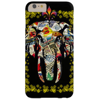 éléphant coque iPhone 6 plus barely there