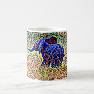 Éléphant de bébé mug