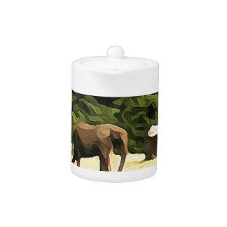 Éléphant de safari