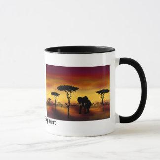 Éléphant de Serengeti Mug