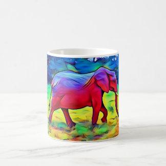 Éléphant Mug