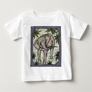 éléphant pour le bébé t-shirt