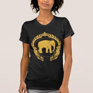 Éléphant thaïlandais t-shirt
