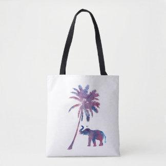 Éléphant Tote Bag