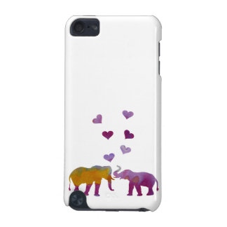 Éléphants Coque iPod Touch 5G