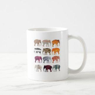 Éléphants Mug
