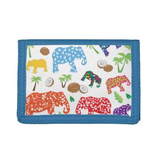 Éléphants tropicaux