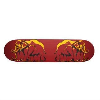 Elepheet Planche À Roulette