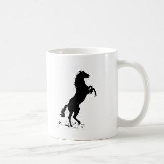 Élevage du cheval tasse à café
