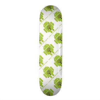 Élevez l'écosystème (l'arbre de Droid Brown d'inse Plateau De Skateboard