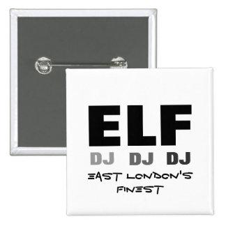ELF DJ BADGE