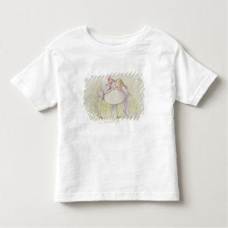 Elf et une fée t-shirt pour les tous petits