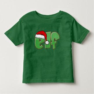 Elf T-shirt Pour Les Tous Petits