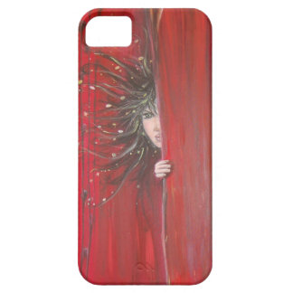 elfe rougel coque barely there iPhone 5