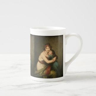Elisabeth avec sa fille 1780-1819 mug
