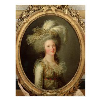 Elisabeth de la France a appelé Madame Elisabeth Carte Postale