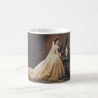 Elisabeth de tasse de la Bavière (Sisi)