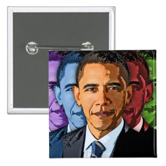 Élisez Barack Obama pour le président Badge