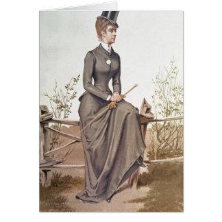 Elizabeth de la Bavière Carte De Vœux