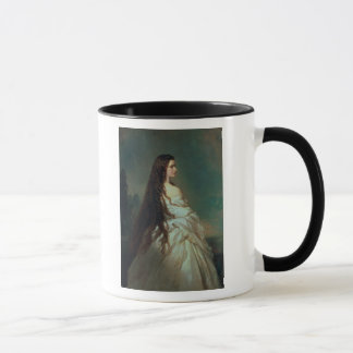 Elizabeth de la Bavière Tasses