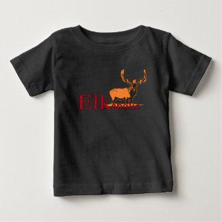 Elkaholic 2 t-shirt pour bébé