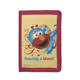 Elmo - avoir un souffle !