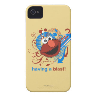 Elmo - avoir un souffle ! coque Case-Mate iPhone 4