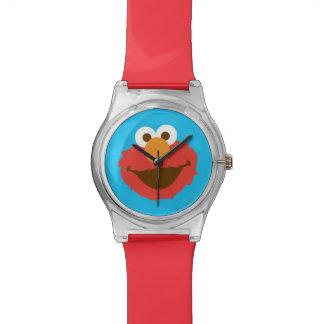 Elmo font face montre