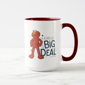 Elmo   je suis un peu une affaire mug