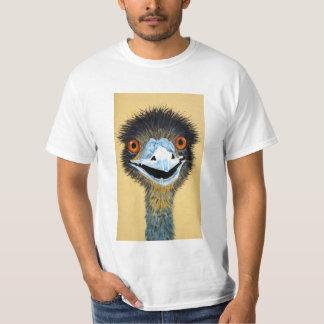 Elmo le T-shirt d'émeu
