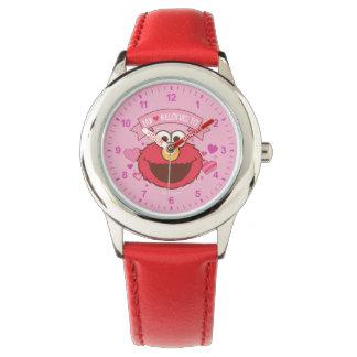 Elmo   mon coeur appartient à Elmo Montres Bracelet