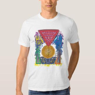 Éloge de 3 formes t-shirts
